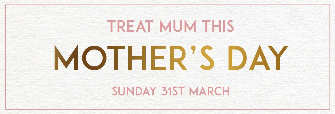 Mother's Day at The Goat