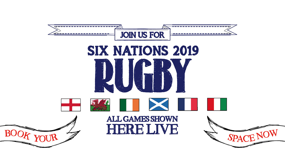 Watch the 6 Nations at The Goat in London